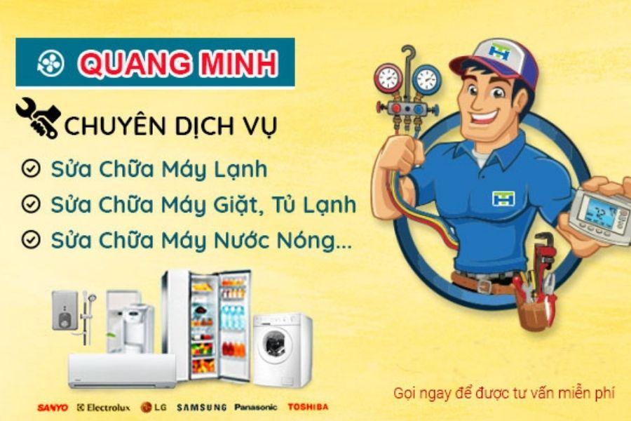 Điện tử điện lạnh Quang Minh