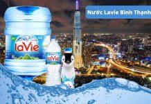 Đại lý nước Lavie Bình Thạnh
